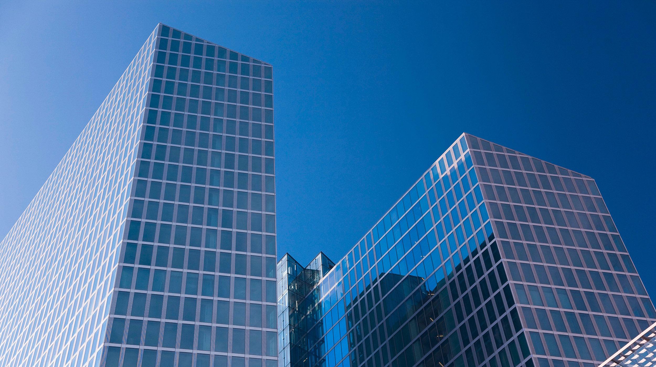 Gebäude IT-Unternehmen